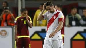 Claudio Pizarro Peru v Venezuela WC qualifying south america 24032016