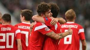Rusia v Turquía UEFA Nations League 14102018