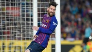 Lionel Messi FC Barcelona v Real Sociedad La Liga Santander 20052018
