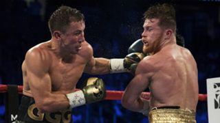 Gennady Golovkin v Canelo Alvarez WBC WBA and IBF middleweight championship 16092017