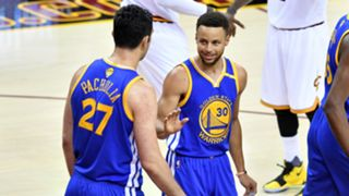 Stephen Curry Cleveland Cavaliers v Golden State Warriors NBA 06072017