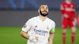 Karim Benzema has not played for France since October 2015.
