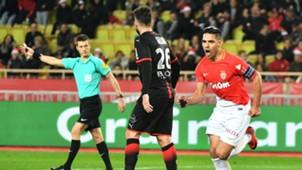 Radamel Falaco Monaco Rennes Ligue 1 20122017