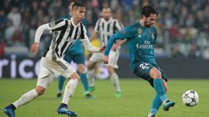 Isco Juventus v Real Madrid UEFA Champions League Quarterfinals 03042018