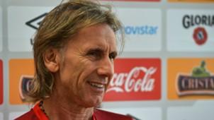 Ricardo Gareca Peru press conference 09032018