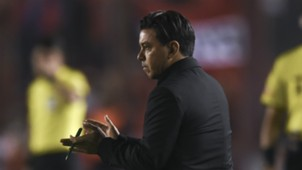 Marcelo Gallardo River at Independiente Copa Libertadores 09192018