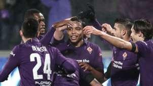 Luis Muriel Fiorentina v Roma 30012019