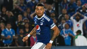 Ayron Del Valle Millonarios v Deportivo Lara Copa Libertadores 17042018