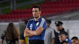 Lionel Scaloni Argentina 2018