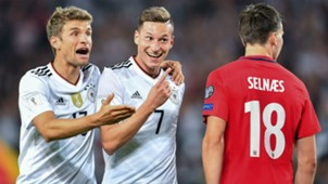 Germany v Norway Euro Qualyfiers 04092017