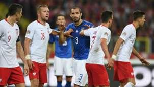 Poland v Italy UEFA Nations League 14102018