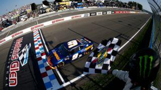 Chase Elliott Chevrolet Monster Energy NASCAR Cup Series GoBowling at The Glen 05082018