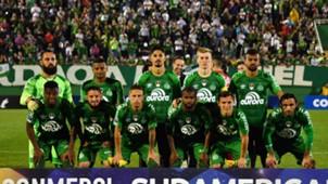 Chapecoense v Defensa y Justicia Copa Sudamericana 25072017