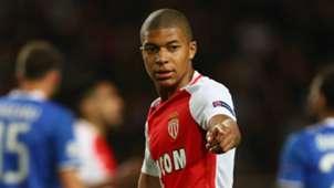 Kylian Mbappe AS Monaco v Juventus UEFA Champions League 03052017