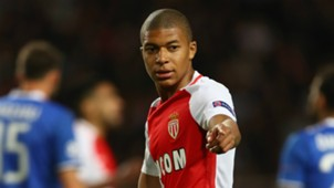 Kylian Mbappe AS Monaco v Juventus UEFA Champions League 03052017