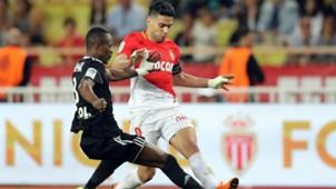Radamel Falcao Monaco v Amiens Ligue 1 28042018