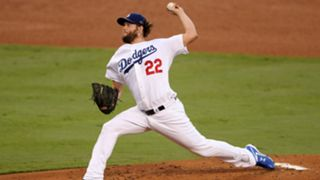 Clayton Kershaw Dodgers vs Astros Serie Mundial MLB 2512017