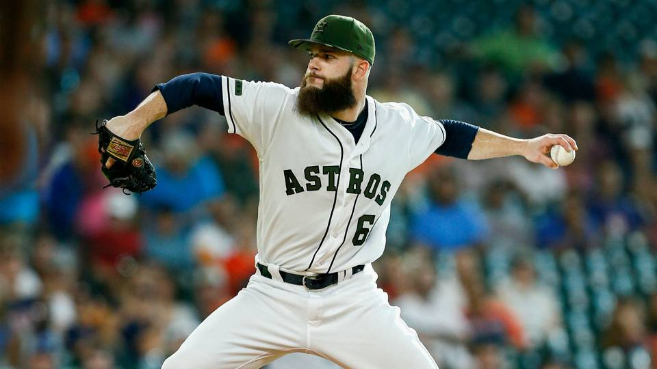 Dallas Keuchel 'best fit' for Padres, report says