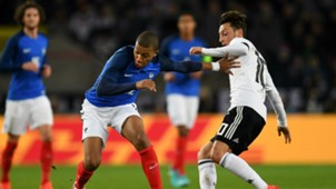 Germany v France Friendly 14112017