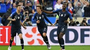 Griezmann France v Germany UEFA Nations League 16102018