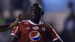 Cristian Martinez Borja Defensa y Justicia v America de Cali Copa Sudamericana 15022018