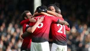 Manchester United vs Fulham Premier League 09022019