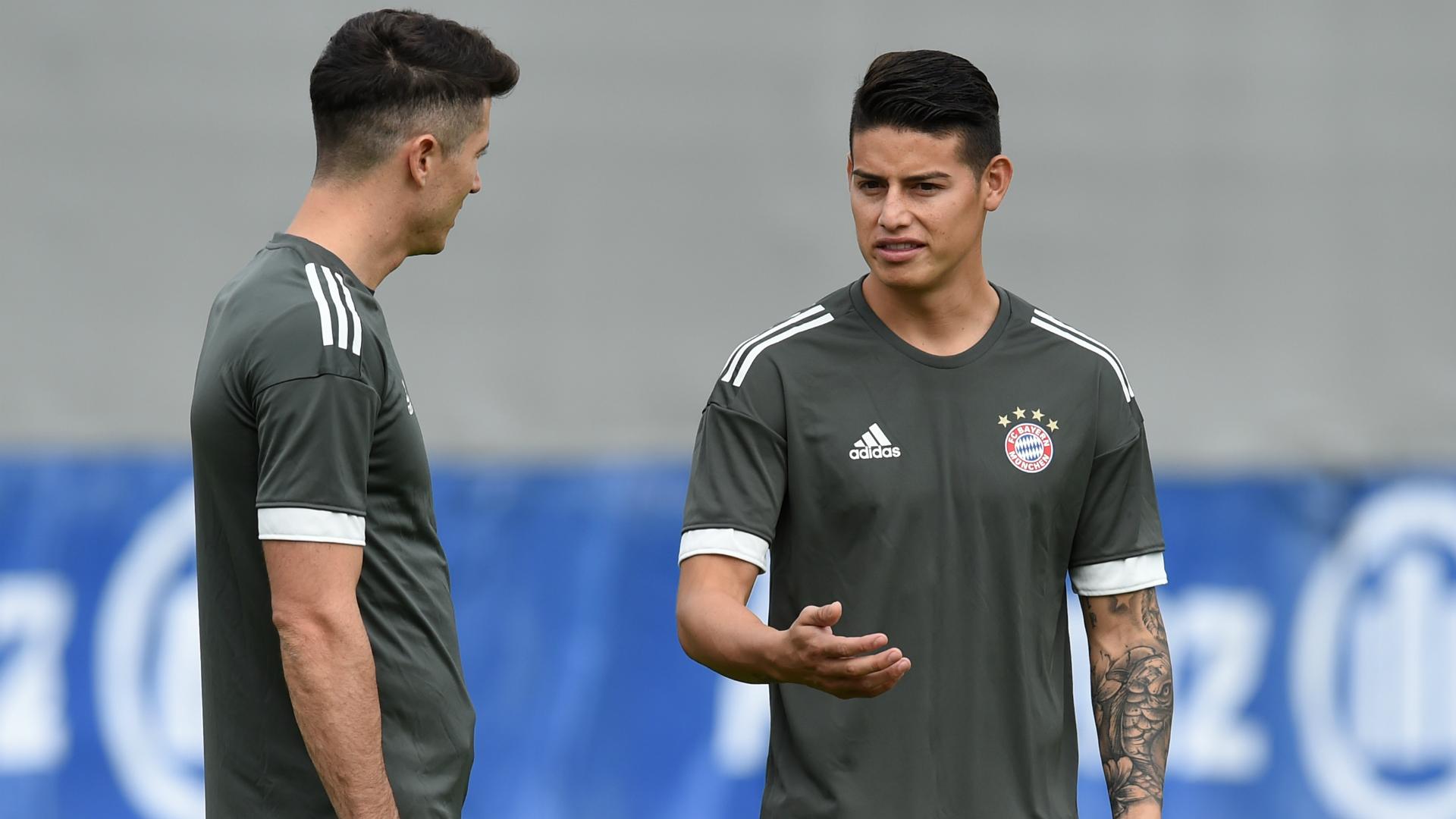 Andy Najar listo para enfrentar al Bayern Munich — UCL
