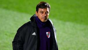 Marcelo Gallardo River Plate training session 06122018