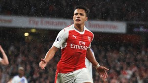 Alexis Sanchez Arsenal Sunderland Premier League 16052017