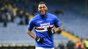 Duván Zapata Sampdoria v Udinese 25022018