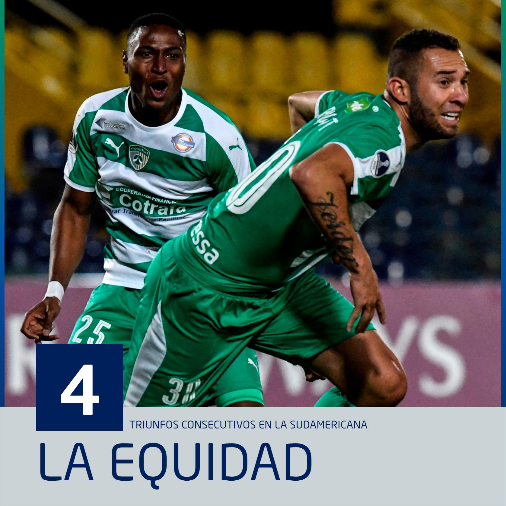 PS La Equidad Copa Sudamericana