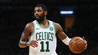 Kyrie Irving Boston Celtics NBA 2018