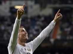 Cristiano Ronaldo se vuelve a lucir en Real Madrid