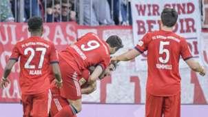 Bayern Múnich vs Borussia Dortmund Bundesliga 06042019