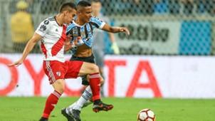 Rafael Santos Borre Gremio v River Plate Copa CONMEBOL Libertadores 30102018
