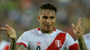 Paolo Guerrero Venezuela v Peru WC qualifying south america 23032017
