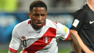 Jefferson Farfan Peru v New Zealand WC intercontinental playoff 15112017