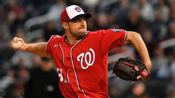 Max Scherzer could be on the move from the Washington Nationals