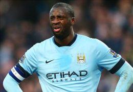Yaya Touré Manchester City Premier League England