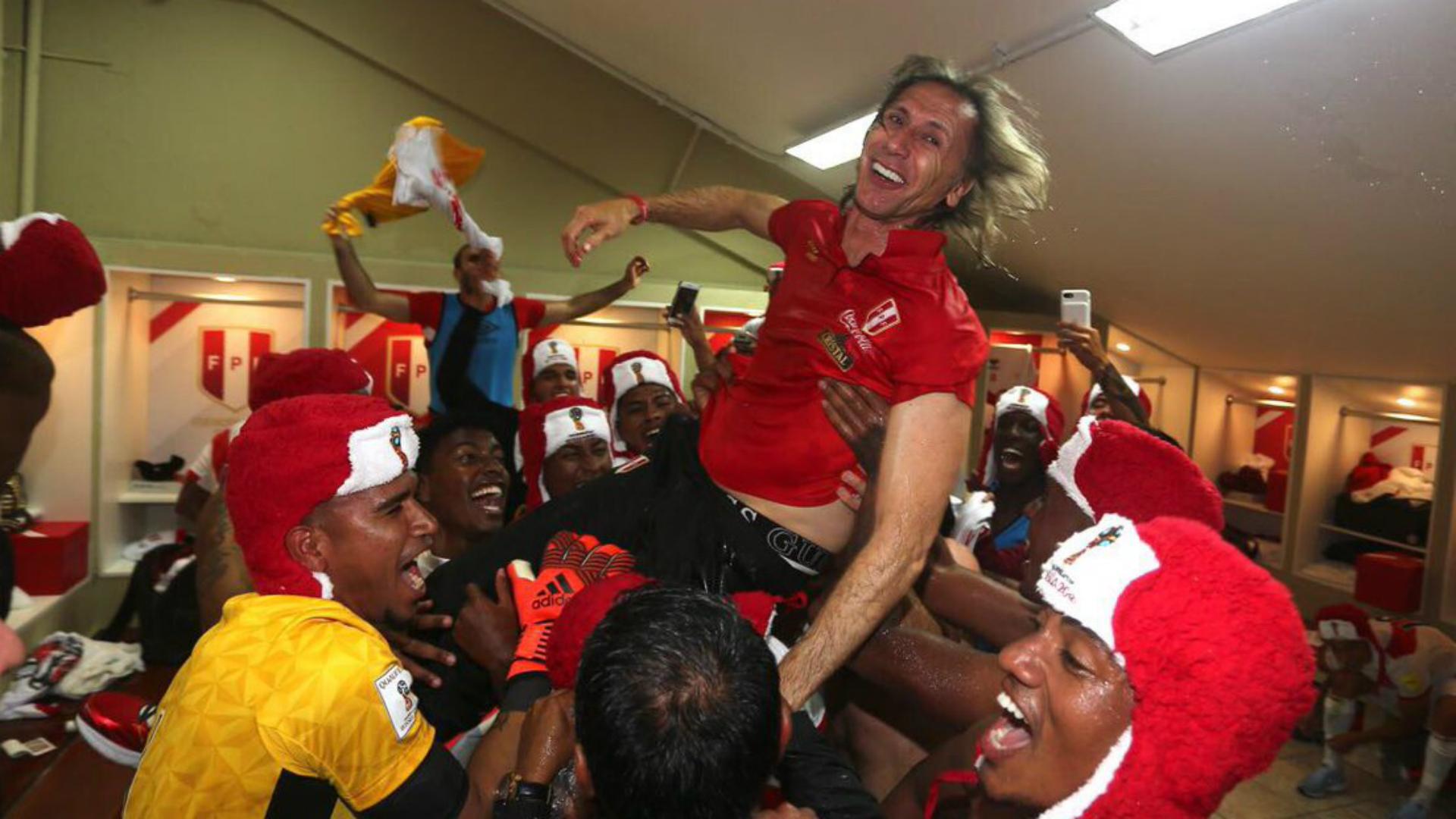 ¡Gareca lo hizo! Perú al mundial tras 36 años