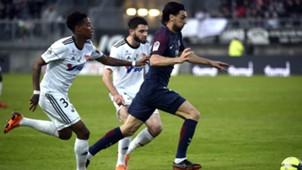 Amiens PSG Ligue 1 04052018