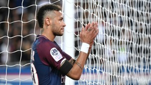 Neymar PSG v Toulouse Ligue 1 20082017