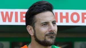 Claudio Pizarro Werder Bremen v Hoffenheim Bundesliga 13052017