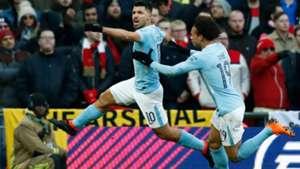 Aguero City Final Carabao Cup Manchester City 25022018