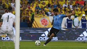 Luis Suárez Colombia v Uruguay Eliminatorias Sudamericanas 11102016