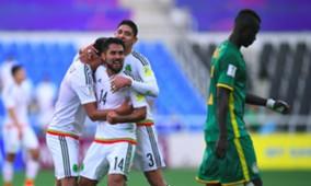 México v Senegal Mundial Sub 20 01062017