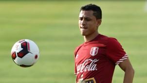 Yoshimar Yotun Peru's training session 21032016