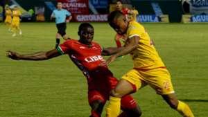 Patriotas v Independiente Santa Fe Primera División Colombia 16082017