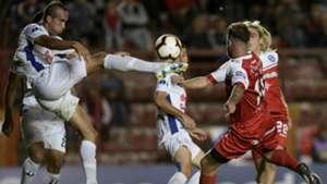 Argentinos Juniors v Estudiantes de Merida Copa Sudamericana 04042019
