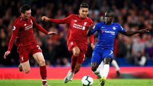 Chelsea v Liverpool Premier League 29092018